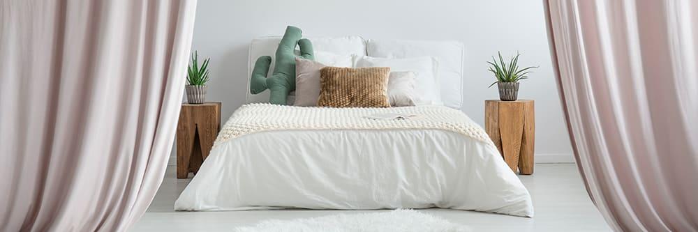 Fabricarea de paturi, lenjerii de pat, draperii, perdele ...